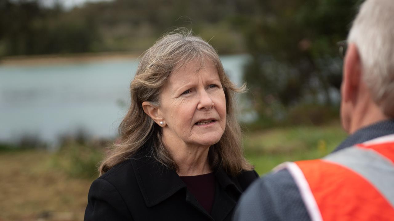 Nambucca Mayor Rhonda Hoban said her area had an ageing population.