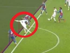 Image that proves football is officially broken