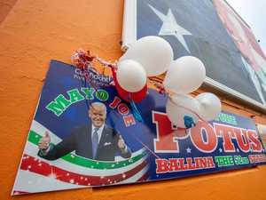 Joe Biden's close link to Ballina (well, kind of, sort of)