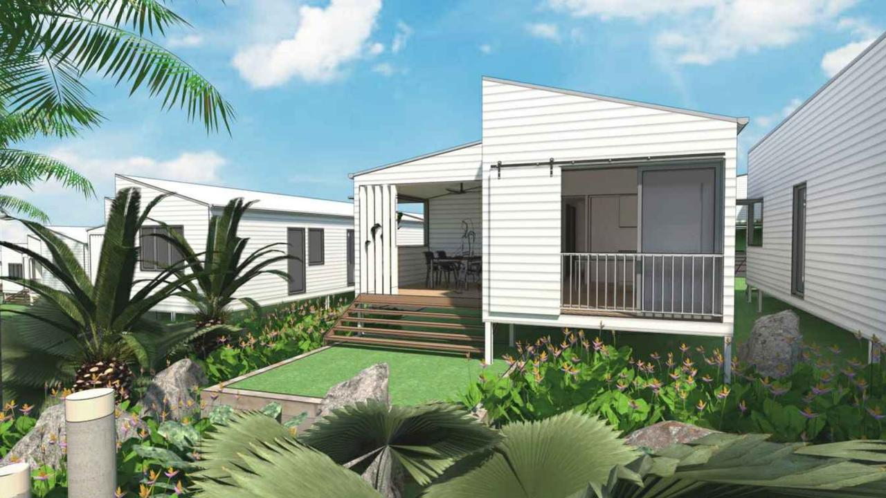 Whitsunday Regional Council approved a development application for Reefo's Resort in Cannonvale in July. Picture: Supplied