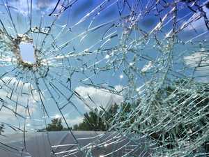 Woman in court for punching in boyfriend's windscreen