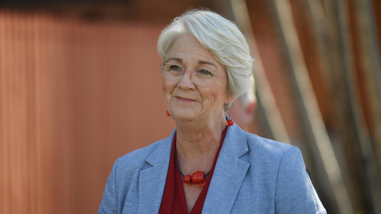 Margaret Strelow tendered her resignation yesterday afternoon.