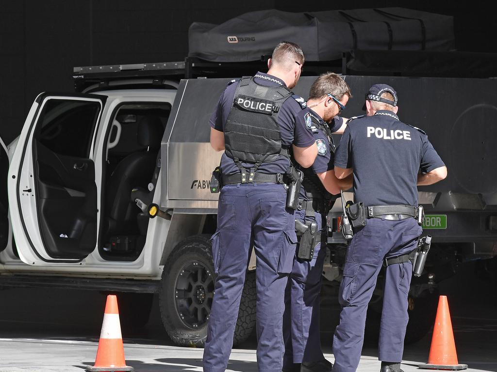 Two people have been injured after they were hit by a car in Maroochydore. Photo: Patrick Woods / Sunshine Coast Daily.