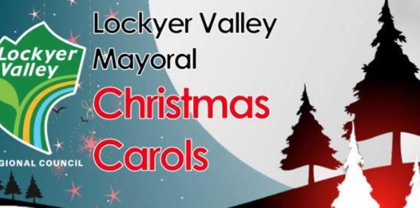 Mayoral Christmas Carols. Copyright Lockyer Valley Regional Council