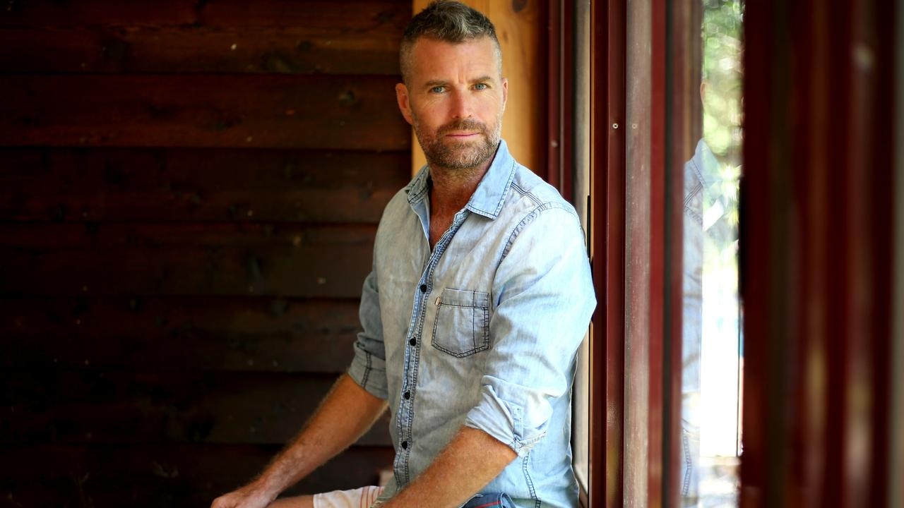 Celebrity chef Pete Evans has had one of his products recalled after it was incorrectly labelled. Picture: Nathan Edwards
