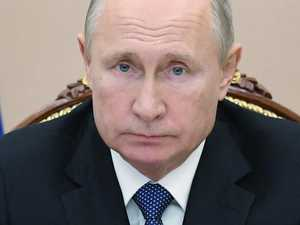 Sign Putin is unhappy about Trump