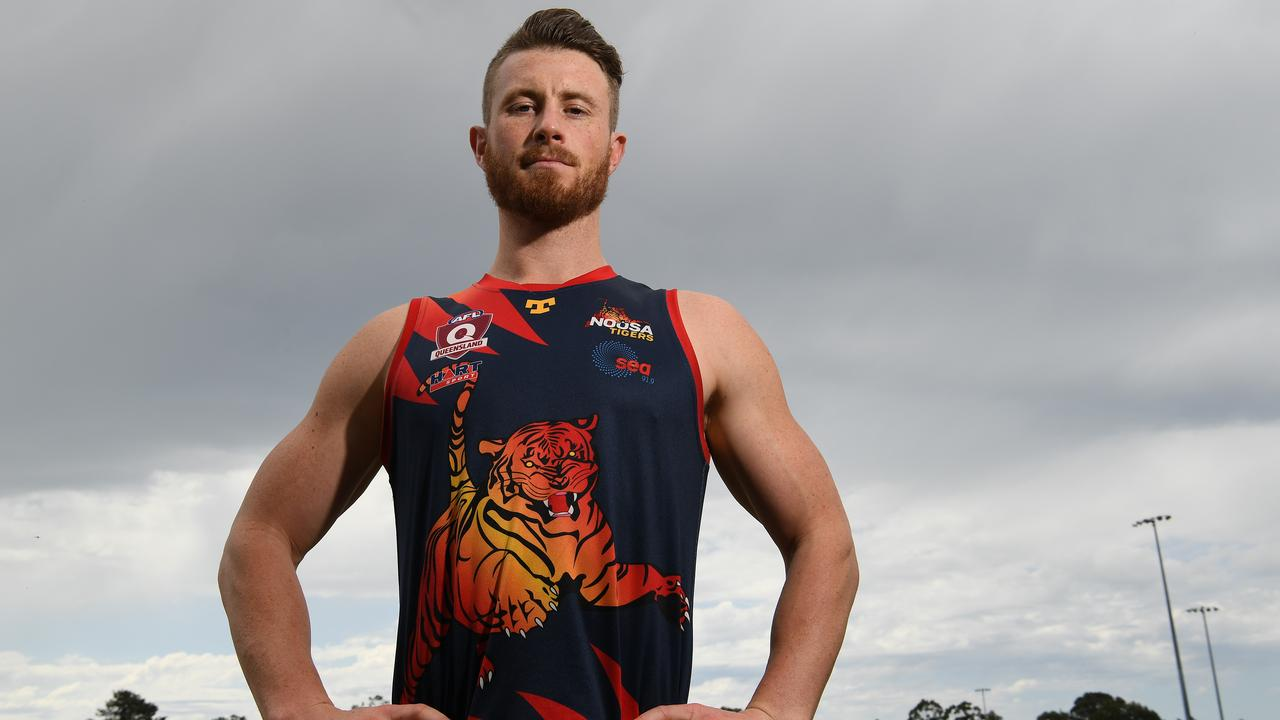 Noosa Tigers captain Aaron Laskey says his team will compete well after being promoted to play in the QAFL competition next year.