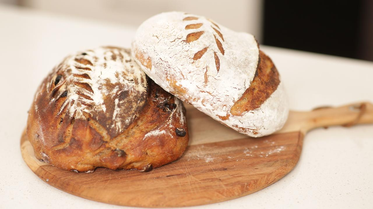 Voting is now open to decide the Sunshine Coast's best sourdough maker. Picture: Christian Gilles