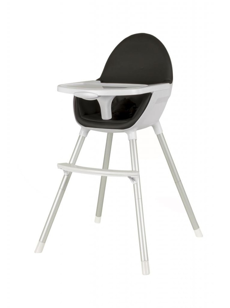 The Childcare Coda Highchair - Jet 044270-143 Picture: Supplied