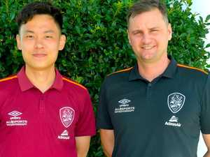 Brisbane Roar touch down in Mackay for pre-season camp