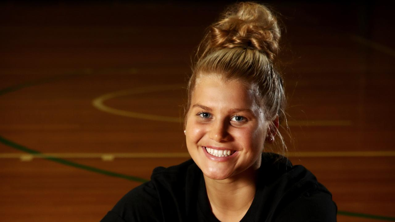Shyla Heal faces off against incumbent Opals point guard Katie Ebzery in the WNBL season tip-off, and Aussie basketball royalty Michele Timms can't wait.