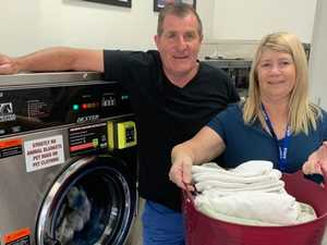 Take a load off: Bay now home to luxury laundromat