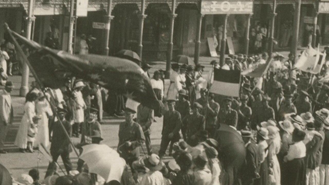 Armistice Day in Australia