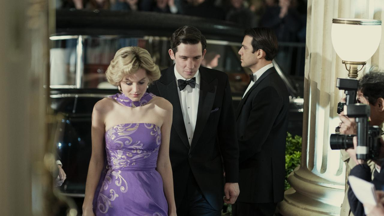 Season four takes us to the brink of Charles and Diana's disintegrating marriage