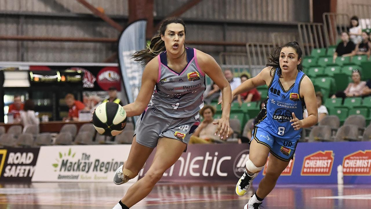 WNBL Rd 1 - Adelaide v UC Capitals