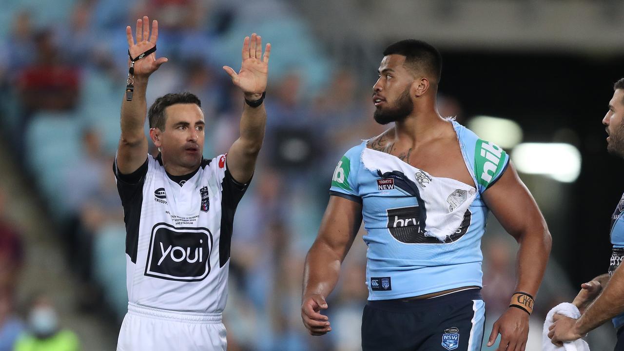 The Origin Brawl Three Years In Making Queensland Times