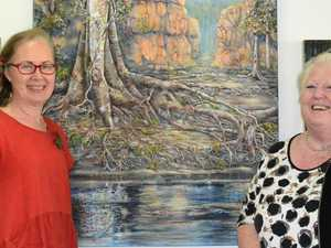 CQ welcomes contemporary artist to sunnier climes