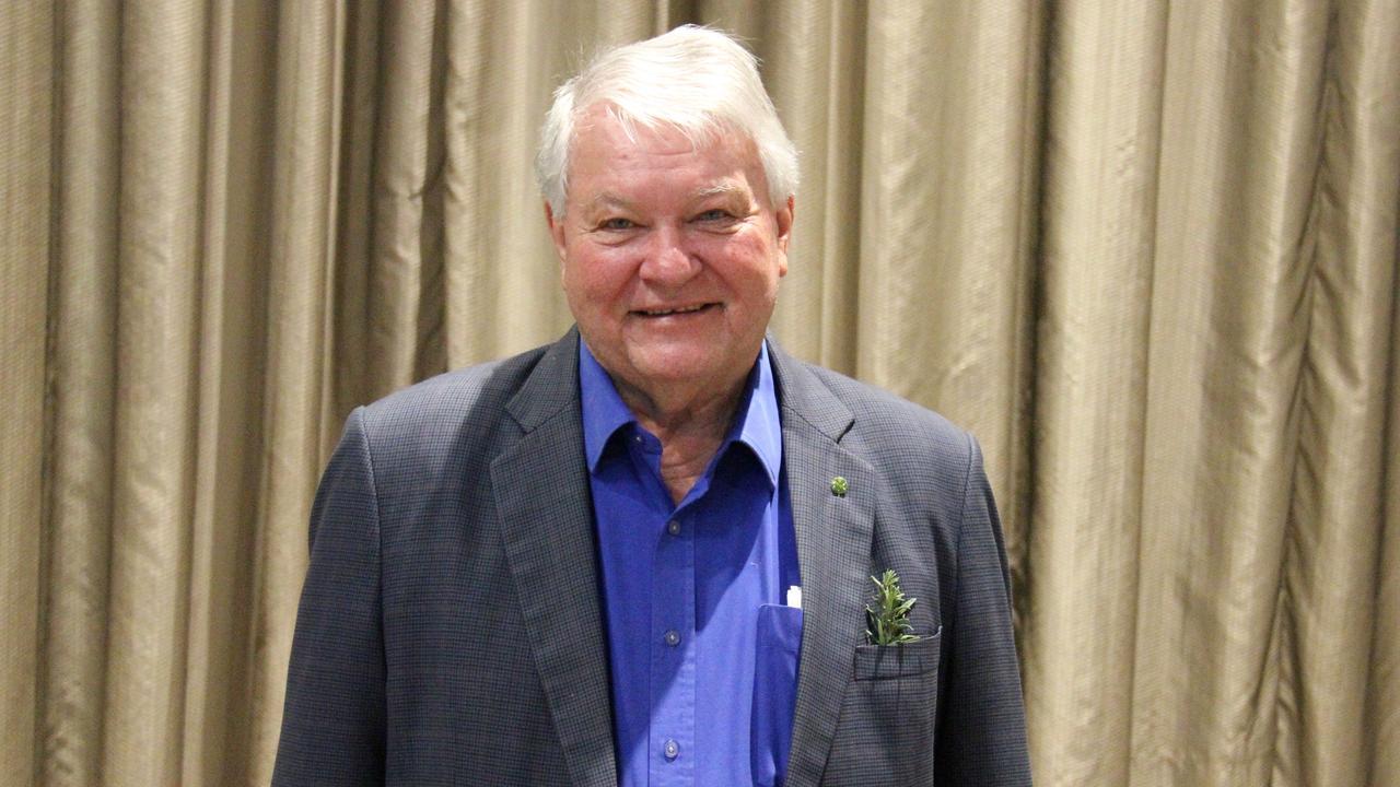Federal Member for Flynn Ken O'Dowd. Photo: Rodney Stevens