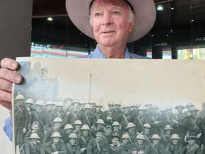 We will remember them: Gympie veteran pays tribute