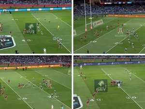 NSW furious over genius Maroons tactic