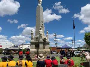 Maryborough Remembrance Day 2020