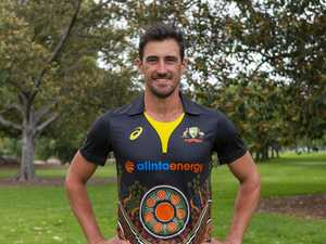 Cricket Australia unveil Indigenous kit