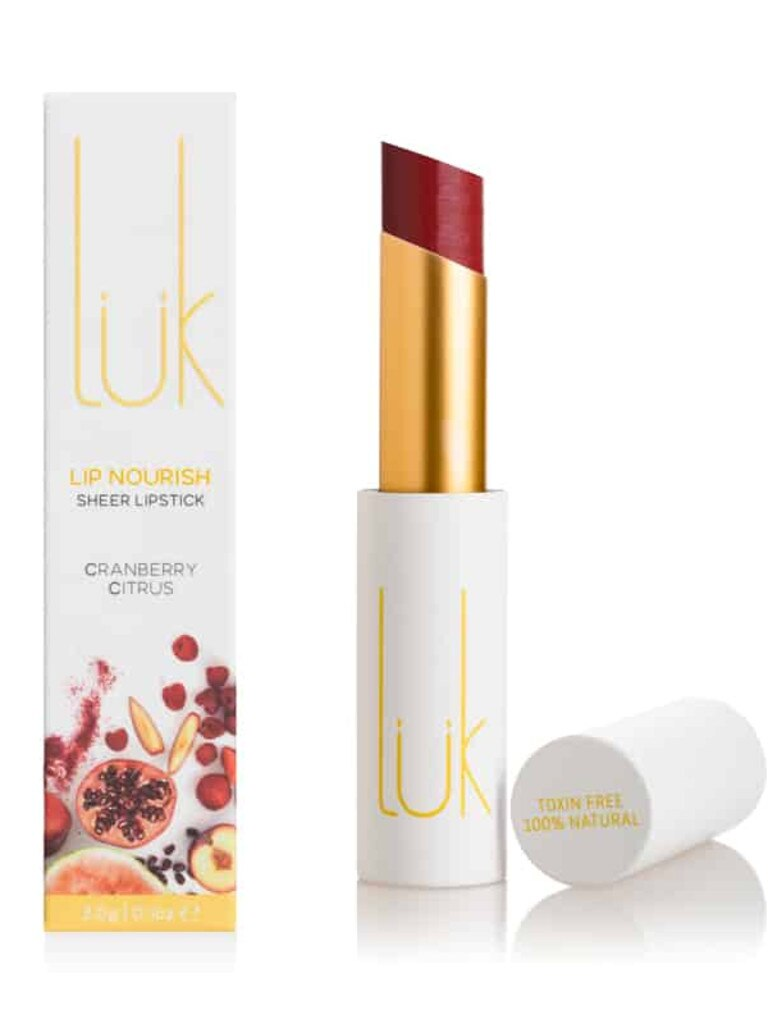 Luk beautifood lip nourish lipstick.