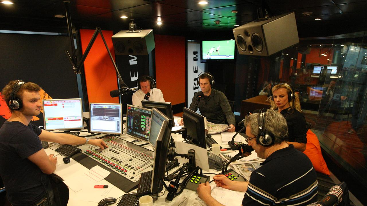 The Hot Breakfast started in 2009 with Eddie McGuire, Luke Darcy, Mieke Buchan and Tony Moclair.