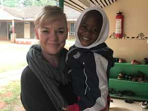 Humanitarian Bridget Shelton blazes her own trail