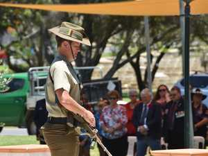 'Time for reflection': Soldier's Remembrance Day take