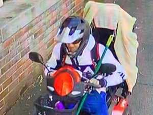Man's mobility scooter reunion after getaway theft