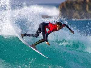 Surfing fraternity buoyed by surprise competition