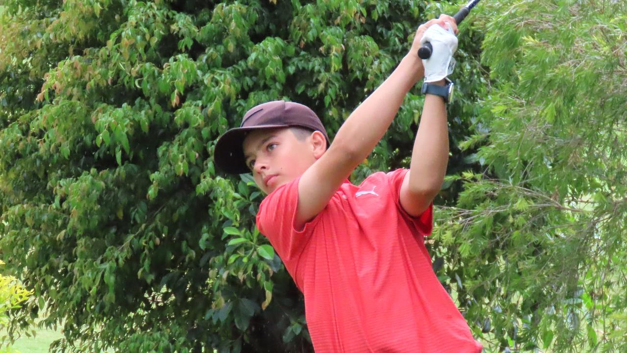 Taj Egea won the Noosa Junior Classic, the final event on the Invincibles Tour for the year, on Sunday.