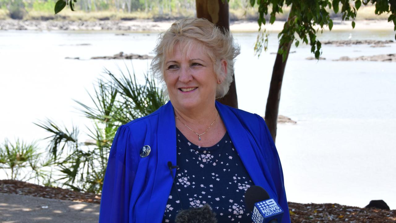 Federal Member for Capricornia Michelle Landry.