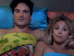 Kaley Cuoco's surprise Big Bang sex claim