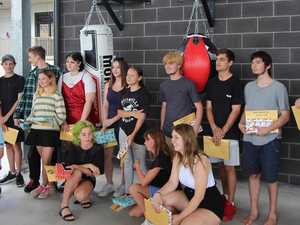 New facility and student awards celebrated at Gympie school