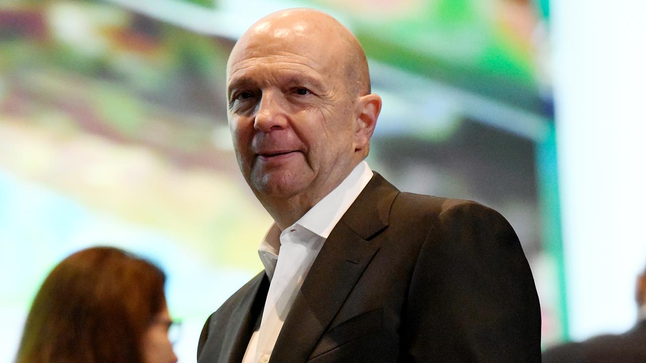 Woolworths chairman Gordon Cairns. Picture: Bianca De Marchi/AAP
