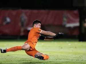 Magpies Crusaders goalie thrives in Roar pre-season sessions