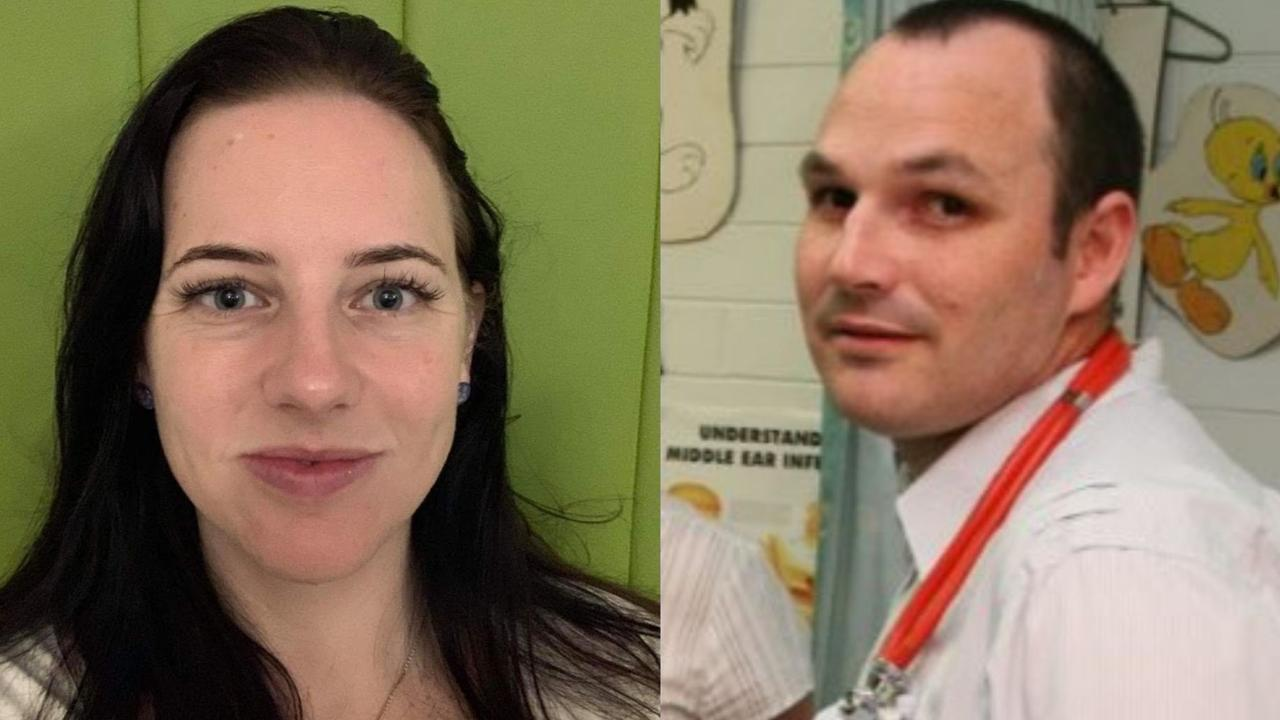 Slade Point Medical Centre doctor Malinda Leary, left, and Paul Hopkins Medical Clinic doctor Luke Notley were chosen as Mackay's best GPs for 2020. Pictures: Contributed