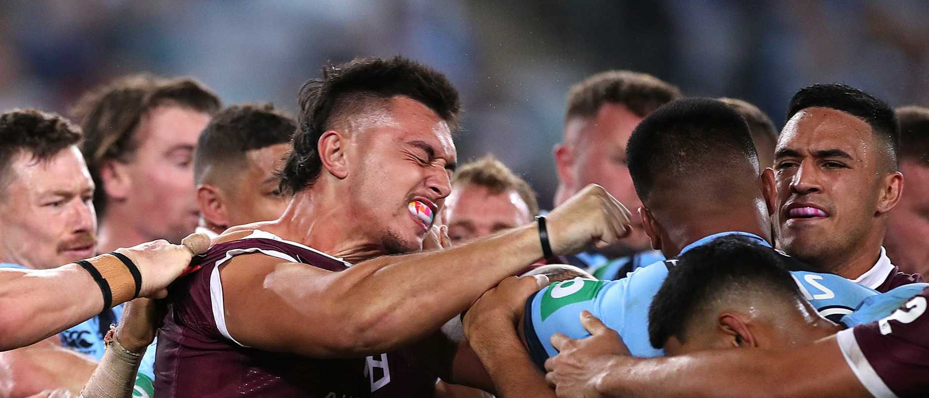 *** BESTPIX *** State of Origin - NSW v QLD: Game 2