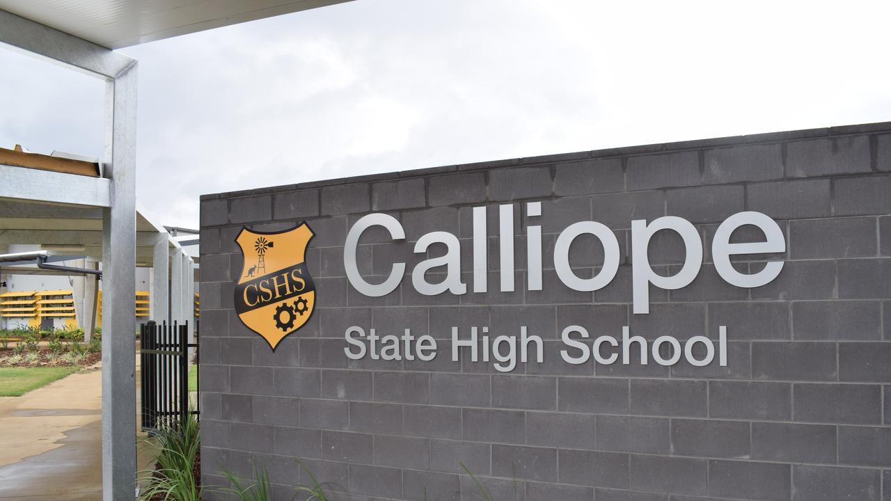 Calliope State High School