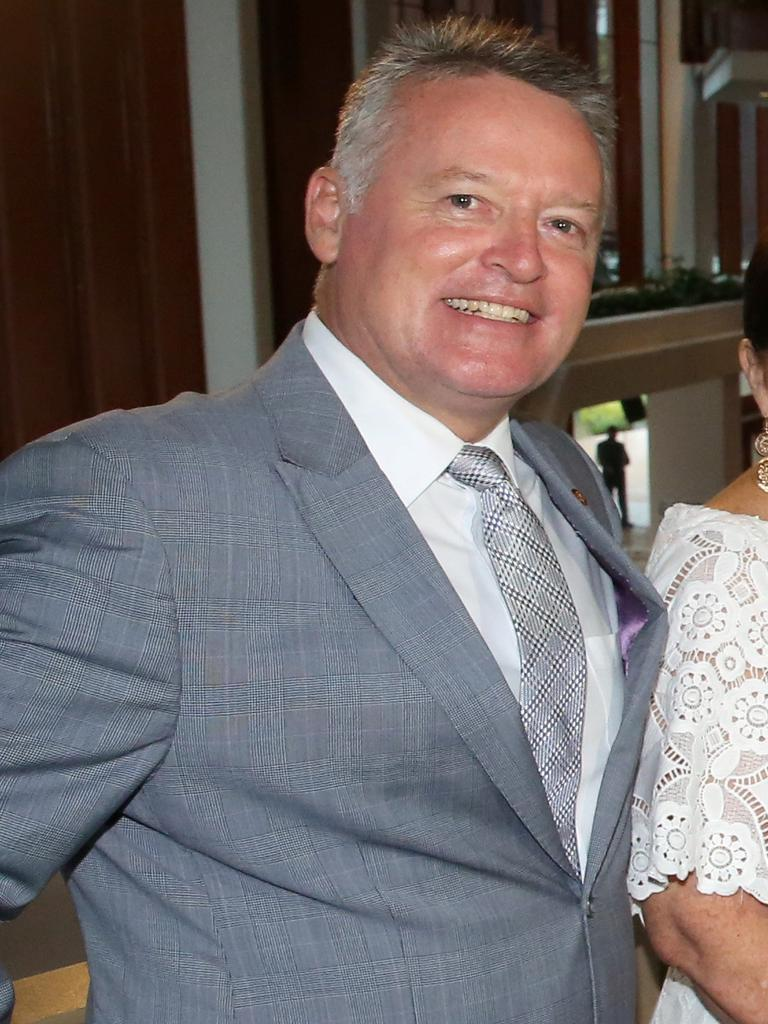 Member for Cairns Michael Healey. PICTURE: ANNA ROGERS