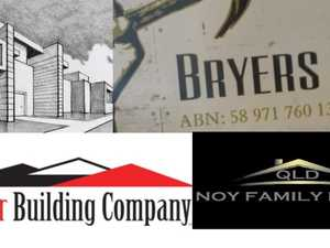 VOTE NOW: Help us decide who is Gympie's favourite builder