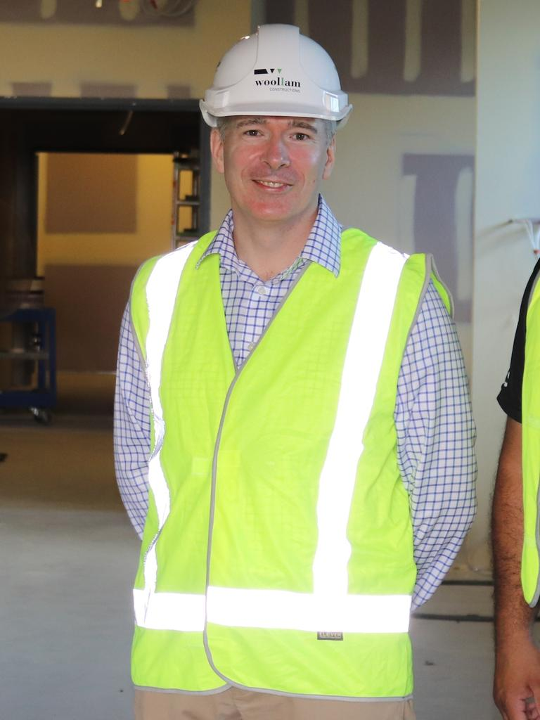 Central Queensland Hospital and Health Service Chief Executive, Steve Williamson. Picture: Supplied