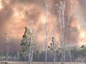 Firefighters warn of challenging conditions this weekend