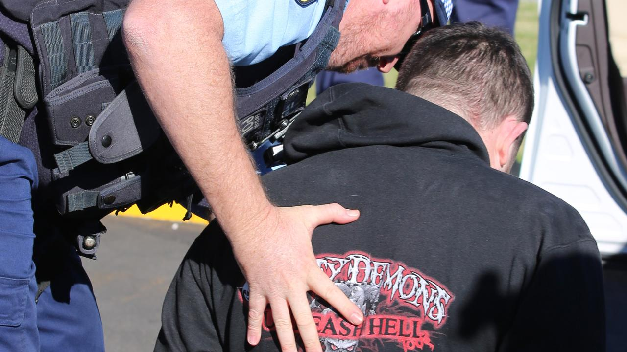 Ballina man Jake Magri was arrested in June during massive police raids across three states.