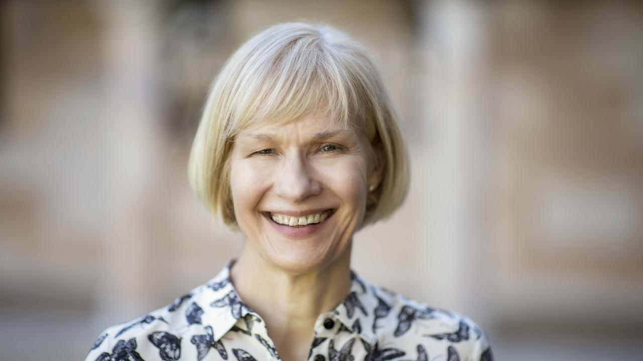 The University of Queensland Vice-Chancellor and President Professor Deborah Terry. Picture: Glenn Hunt