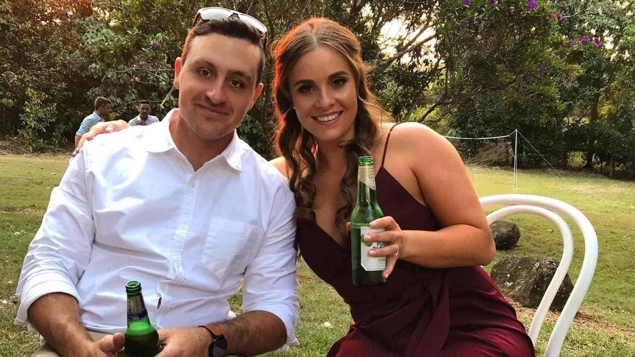 Gold Coast digital media manager, Brittani Johnson and her fiance Adam are the lucky couple who will enjoy a free waterfront wedding at Tweed Coast venue, Ancora.