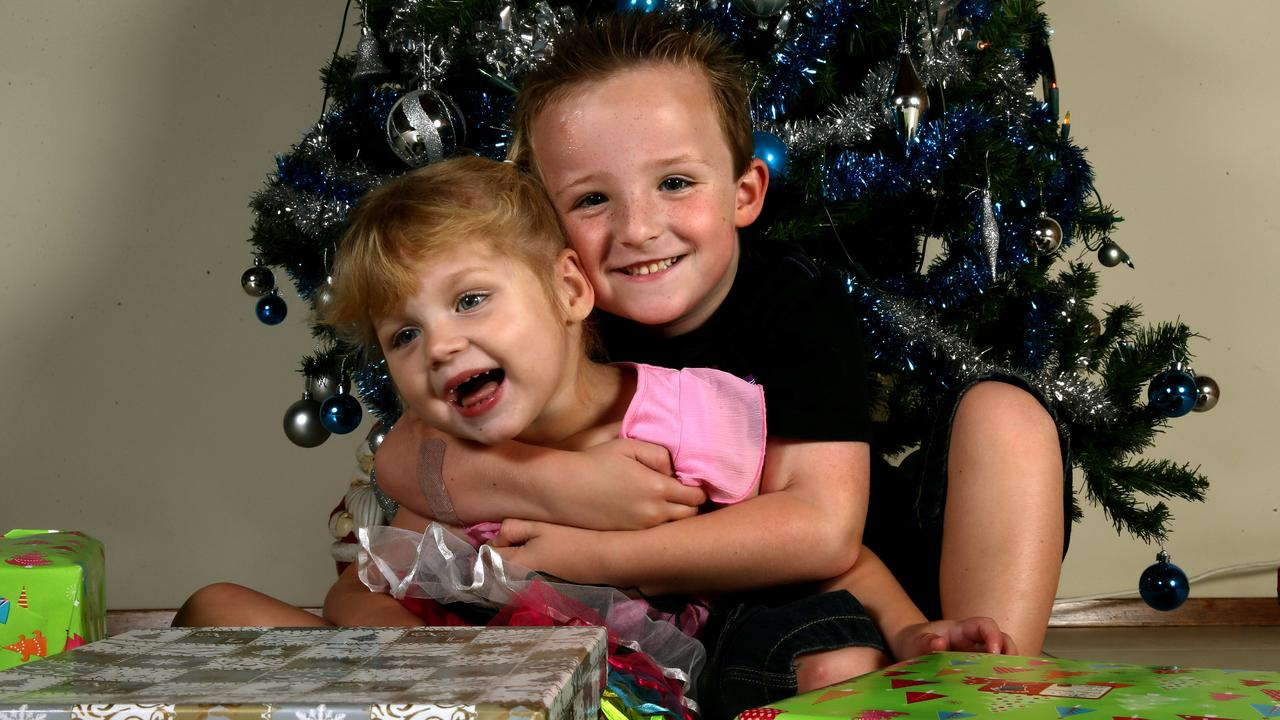 Thank you for helping to provide joy to Mackay families this Christmas. Photo: FILE