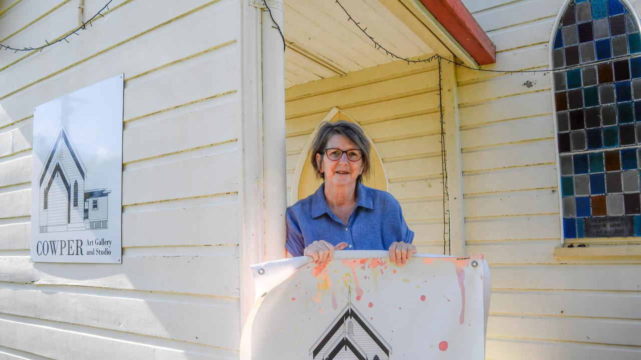 Kerrie Bowles is about to reopen the Cowper Art Gallery which has been closed for exhibitions due to COVID-19 since March.